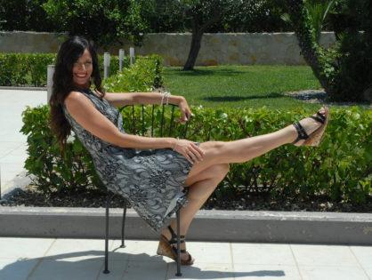 """Rubrica """"BELLEZZA E MAKE UP"""". La modella Rita Alba Gargano ed i suoi consigli di bellezza"""