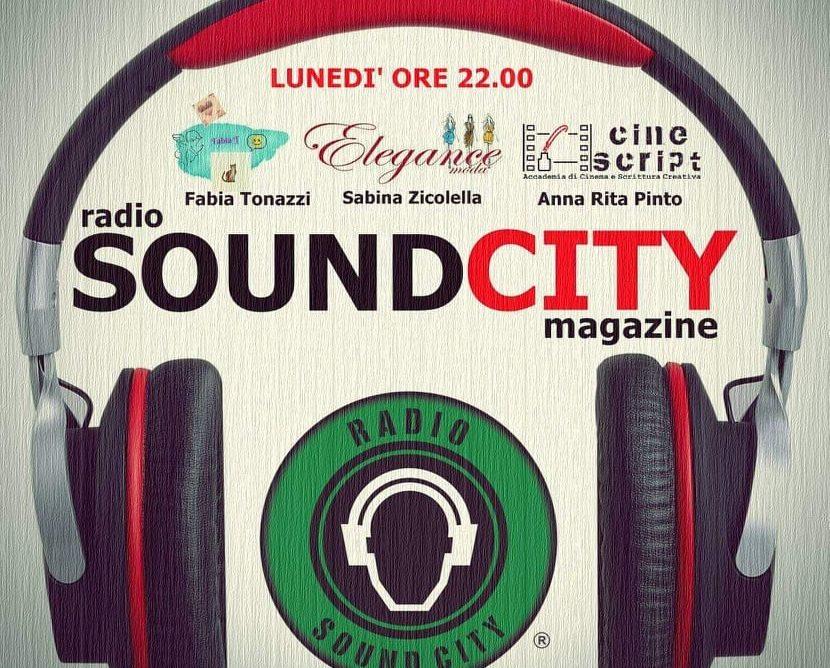 """Puntata di """"Soundcity Magazine"""" del 08/04/2019"""